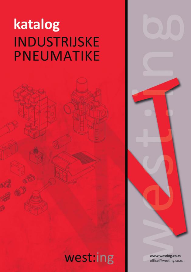 Katalog industrijske pneumatike